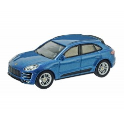 Porsche Macan Turbo 1:64