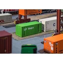 20' Container CP ships