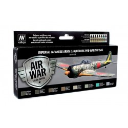Vallejo IMPERIAL JAPANESE ARMY airbrush Model air set