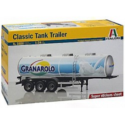 Classic tank trailer 3-akslet