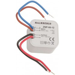 LED-driver, Malmbergs, 8W