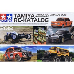 TAMIYA R/C CATALOGUE DE/EN 2018