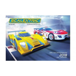 Scalextrics 2015 katalog