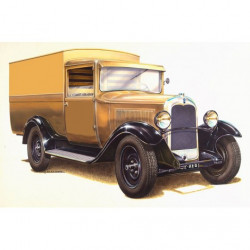 Citroen C4 Fourgonnetto 1928 1/24