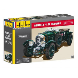 Bentley 4,5 sl.blower 1/24