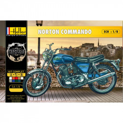 Heller Norton Commando 1/8