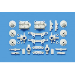 TT-02 A Parts (Upright) White
