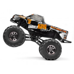 HPI WHEELY KING 1:12, 4WD ELECTRIC MONSTER TRUCK R/C