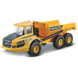 CONSTRUCTION - VOLVO A25G ARTICULATED HAULER 1:50