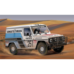 Mercedes Benz 230 G Paris-Dakar