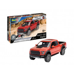Ford F-150 Raptor easy-click system