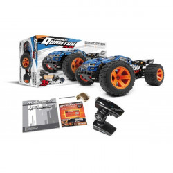 Maverick Quantum XT Flux 1/10, 4WD Stadium Truck - Blå/Orange