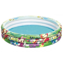 Mickey and the Roadster Racers 3 rings pool 140 L.