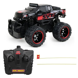 New Bright Jeep Raptor SVT 1:24