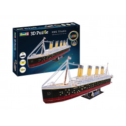 Revell 3D puslespil, RMS Titanic