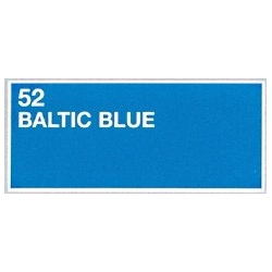 52 Baltic Blå metallic