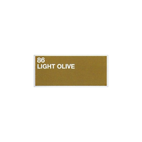 86 Light Olive mat