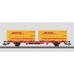 DHL Containervogn