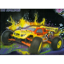 GM Fun Leopard Truggy 1/8 4WD RTR