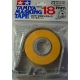 Tamiya Masking Tape m/dispenser 18 mm