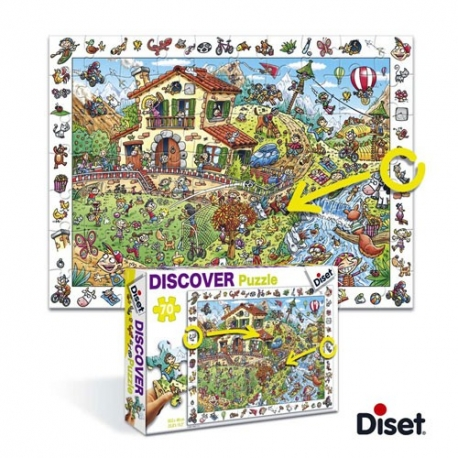 Discover puzzle 70 brk.