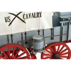 "U.S. Cavalry Horse Coach ""Heritage Collection"""