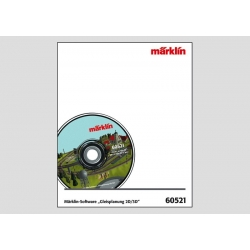 "Märklin-Software ""Skinneplanlægning 2D/3D"", Version 8.0"