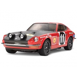 Tamiya 240Z Rally (TT-01 type E)