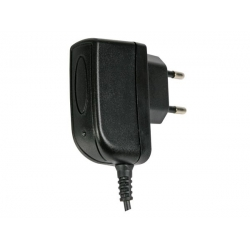 HQ Power Netadapter - 100-240V til 5Vdc / 500mA, mini USB han (1,5m)