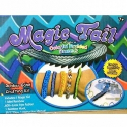Loom Bands Startsæt - Magic tail