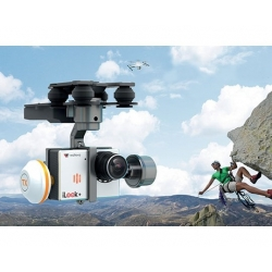 WALKERA Gimbal Brushless G-3D i Alu