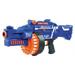 Blaze Storm 7050 B/O Soft Bullet Machinegun