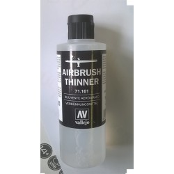 Vallejo Airbrush Fortynder 200ml