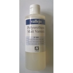 Matt Varnish Polyurethane 200 ml