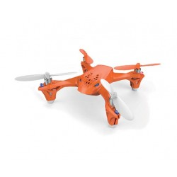 Hubsan Quadrocopter H108 Orange - Fly in the dark