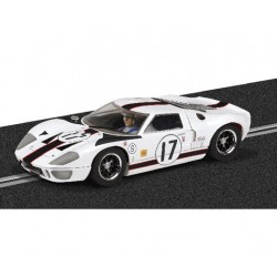 Ford GT40 - US Livery Scalextric