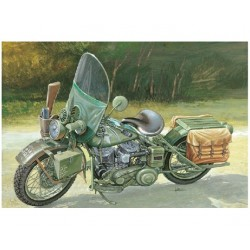WLA 750 US MILITARY MOTORCYCLES 1:9