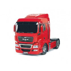 MAN TGX 18.540 4X2 XLX red (Tamiya 56332)