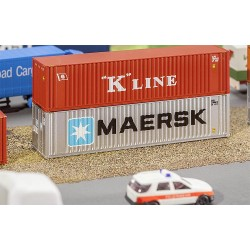 Faller 272821 40' Hi-Cube Container MAERSK (N)