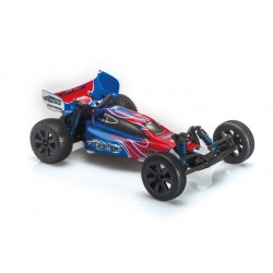 S10 Twister Buggy 2.4Ghz RTR - 1/10 Elektro 2WD 2.4Ghz RTR Hvid