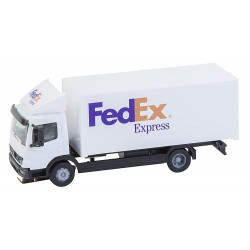 Faller Car 161592 FedEx Mercedes LKW