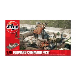 Airfix 03381 Forward command post