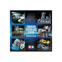 TAMIYA RC line up vol. 2- 2016 Katalog