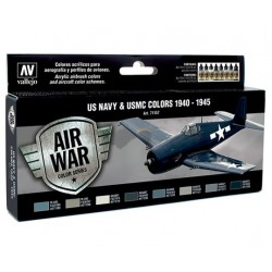 Vallejo 71157 airbrush Model air set