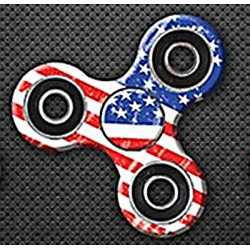 Spinners 3DUV print Stars and Stripes