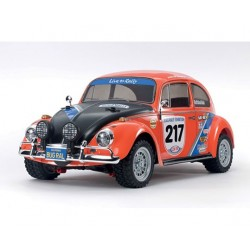 1/10 R C Volkswagen Beetle Rally MF-1X